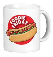 Foodie friday MUG-sm