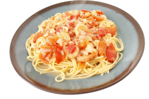 http://www.dreamstime.com/royalty-free-stock-photography-shrimp-scampi-pasta-image17201287