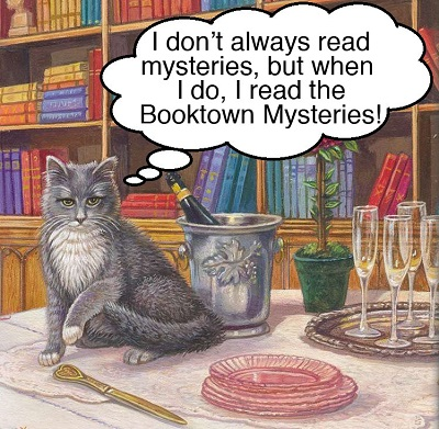 I don't always read mysteries
